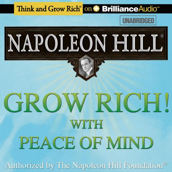 Grow Rich! With Peace of Mind, Hörbuch, Digital...