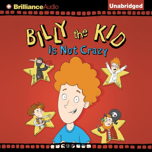 Billy the Kid Is Not Crazy , Hörbuch, Digital, ...
