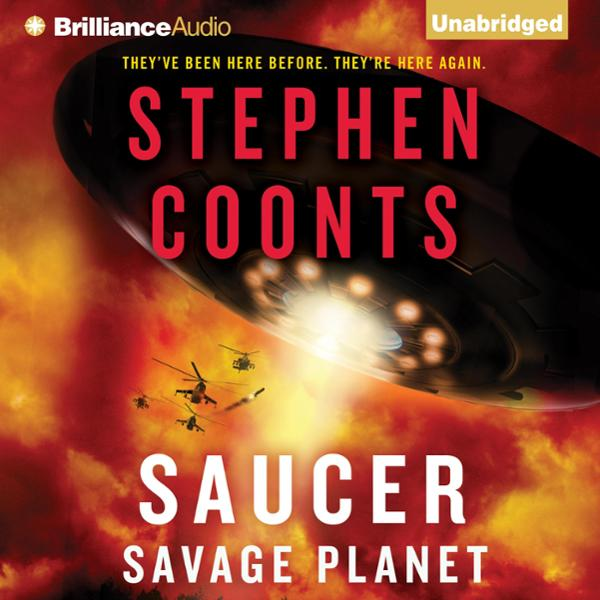 Saucer: Savage Planet: Saucer, Book 3 , Hörbuch...
