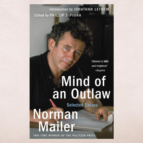 Mind of an Outlaw: Selected Essays , Hörbuch, D...