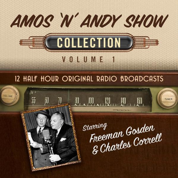 The Amos ´n´ Andy Show, Collection 1 , Hörbuch,...