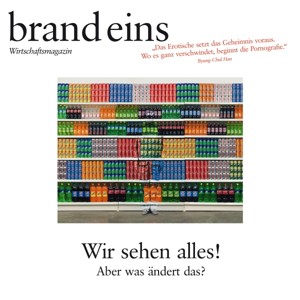brand eins audio: Transparenz, Hörbuch, Digital, 1, 321min