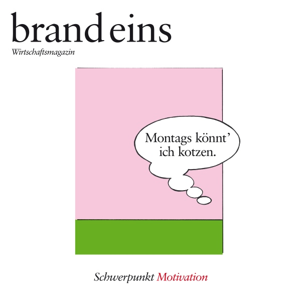 brand eins audio: Motivation, Hörbuch, Digital,...