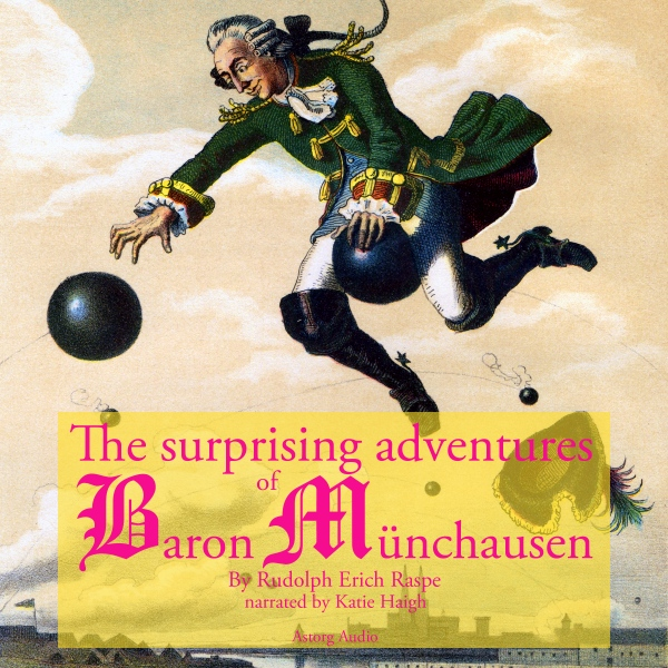 The Surprising Adventures of Baron Munchausen, ...