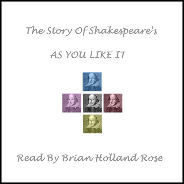 The Story of Shakespeare´s As You Like It, Hörb...