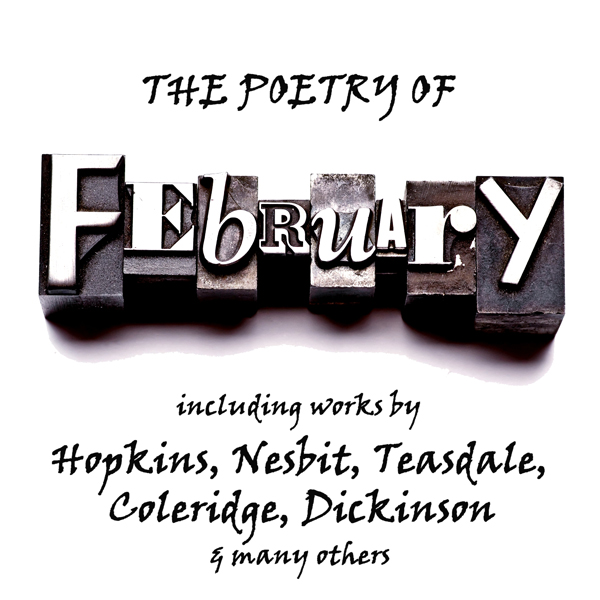 The Poetry of Febuary: A Month in Verse , Hörbuch, Digital, 1, 37min