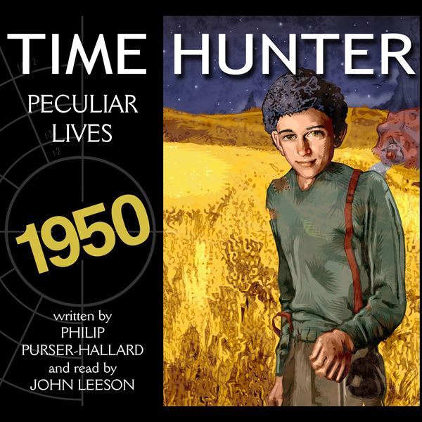 Peculiar Lives: Time Hunter, Book 8 , Hörbuch, ...
