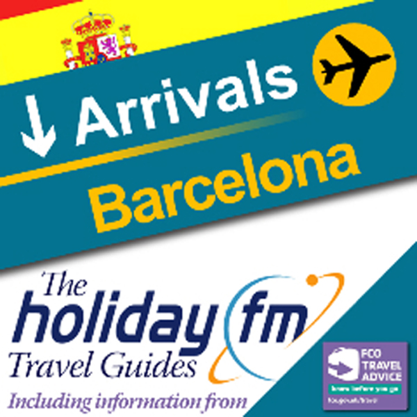 Barcelona: Holiday FM Travel Guides , Hörbuch, ...