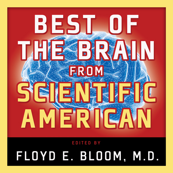 Best of the Brain from Scientific American: Mind, Matter, and Tomorrow´s Brain, Hörbuch, Digital, 1, 488min