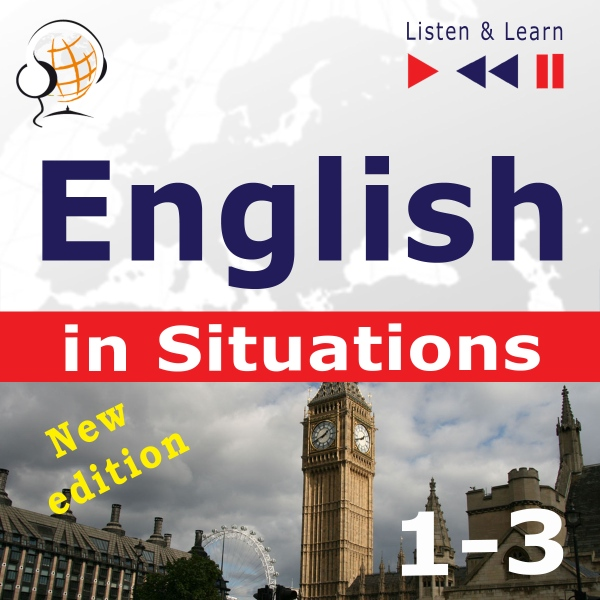 English in Situations. 1-3: New Edition: A Mont...