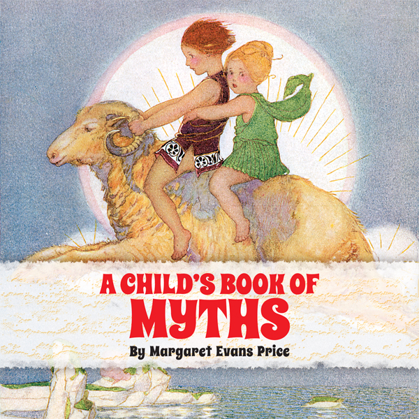 A Child´s Book of Myths, Hörbuch, Digital, 1, 6...