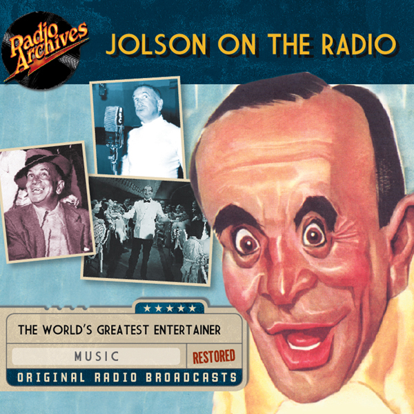 Jolson on the Radio, Hörbuch, Digital, 1, 1175min