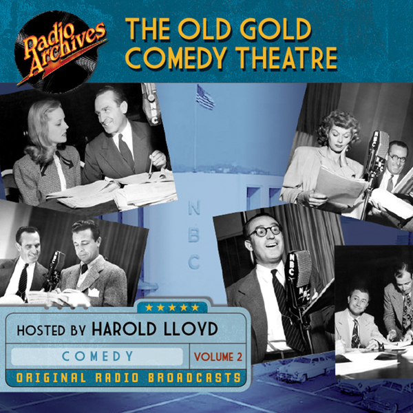 The Old Gold Comedy Theatre, Volume 2, Hörbuch,...
