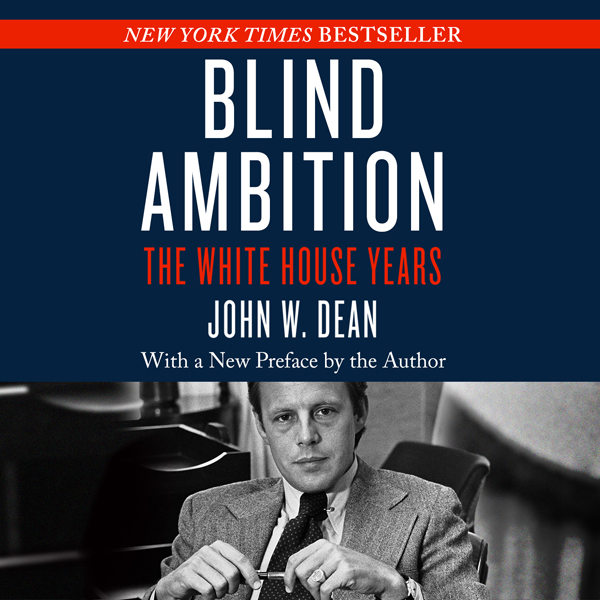 Blind Ambition: The White House Years , Hörbuch...