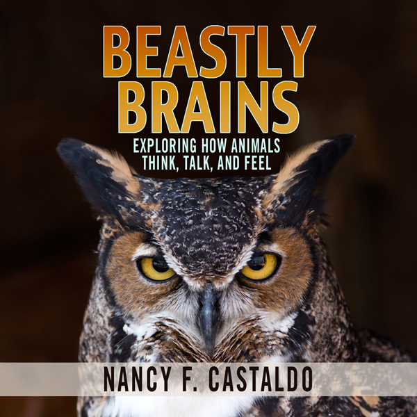 Beastly Brains: Exploring How Animals Think, Talk, and Feel , Hörbuch, Digital, 1, 190min