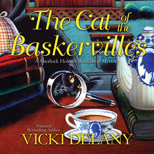 The Cat of the Baskervilles , Hörbuch, Digital,...