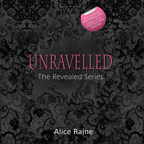 Unravelled: The Revealed Series, Book 2 , Hörbu...