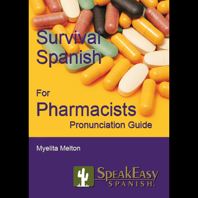 Survival Spanish for Pharmacists, Hörbuch, Digi...