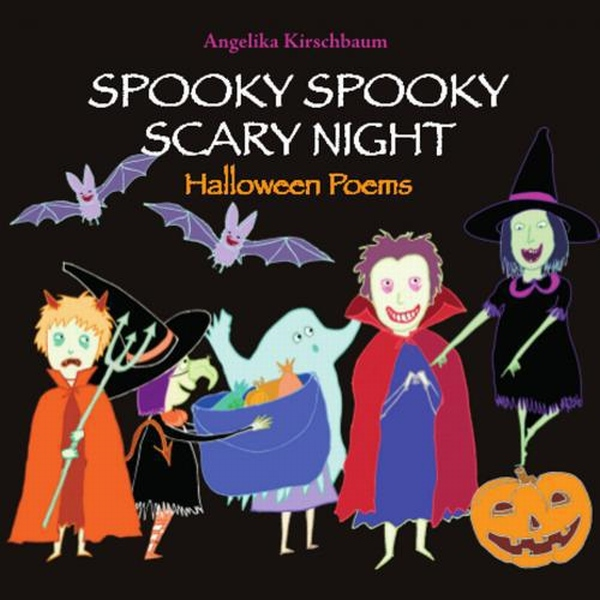 Spooky Spooky Scary Night: Halloween Poems, Hörbuch, Digital, 1, 9min
