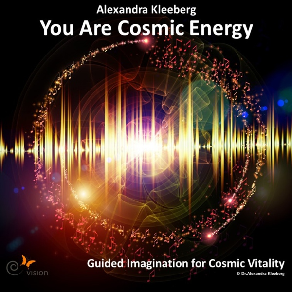 You Are Cosmic Energy, Hörbuch, Digital, 1, 13min