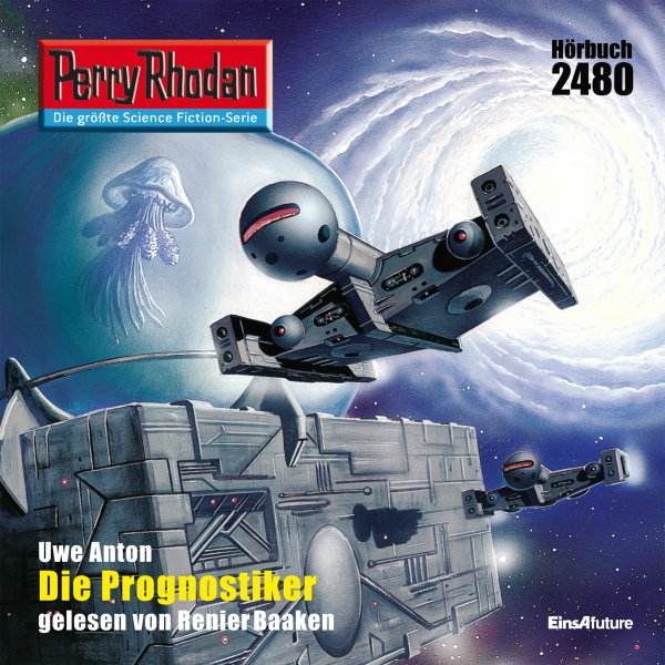 Die Prognostiker (Perry Rhodan 2480), Hörbuch, Digital, 1, 204min