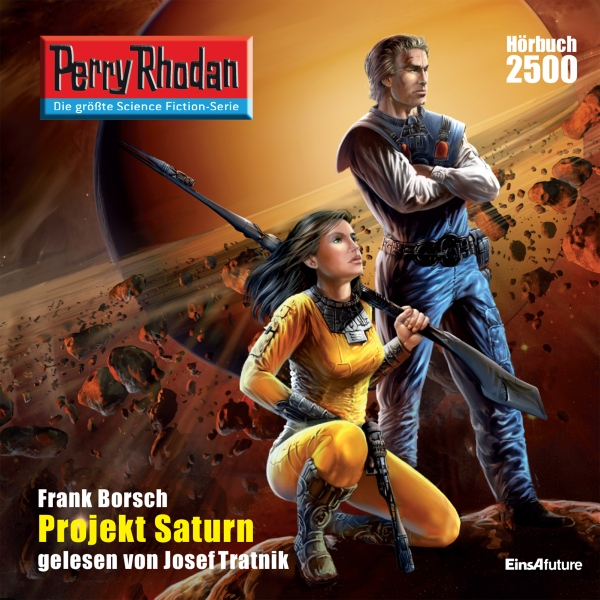 Projekt Saturn (Perry Rhodan 2500)