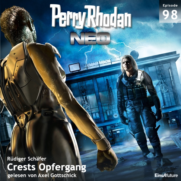 Crests Opfergang (Perry Rhodan NEO 98), Hörbuch...