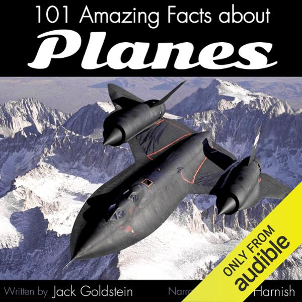101 Amazing Facts About Planes , Hörbuch, Digit...
