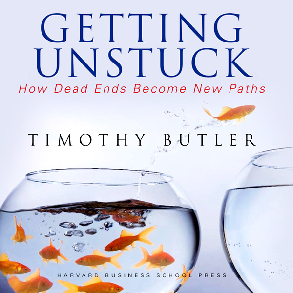Getting Unstuck: How Dead Ends Become New Paths , Hörbuch, Digital, 1, 315min