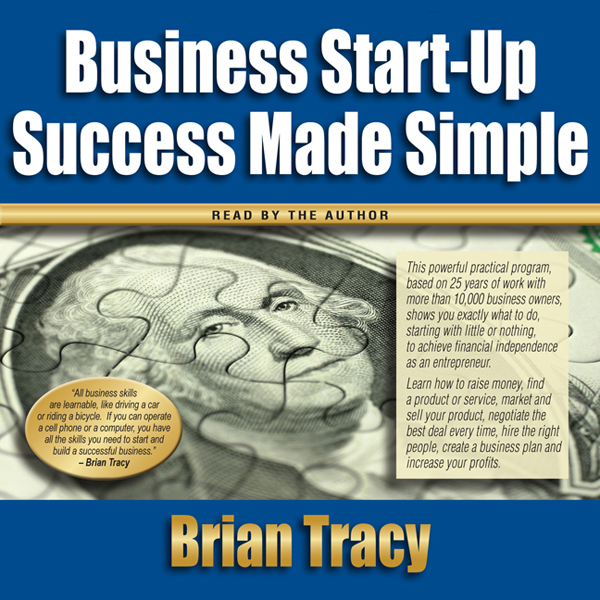 Business Start-Up Success Made Simple , Hörbuch...