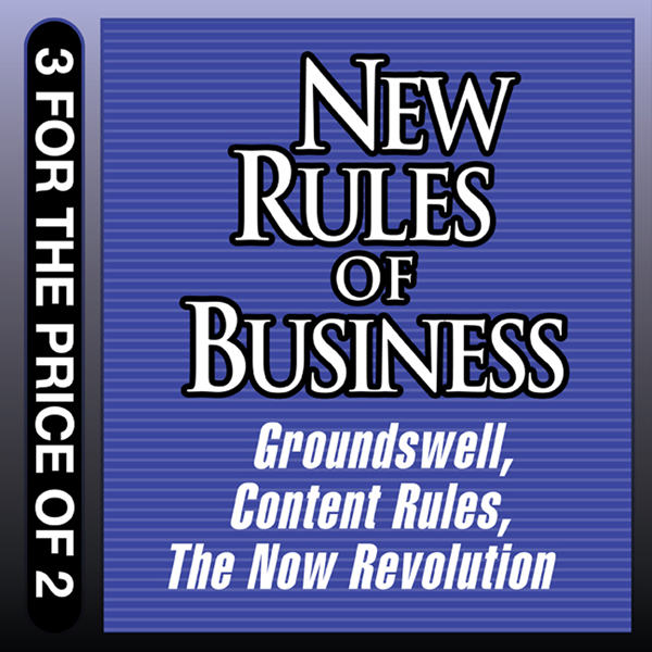 New Rules for Business: Groundswell Expanded an...