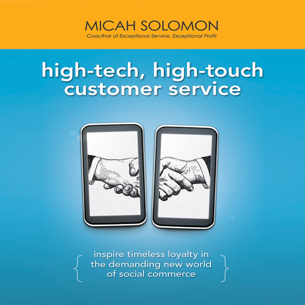 High-Tech, High-Touch Customer Service: Inspire...