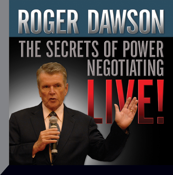 The Secrets of Power Negotiating Live!, Hörbuch...