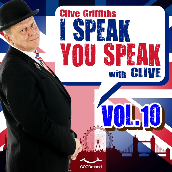 I speak you speak with Clive Vol.10, Hörbuch, D...