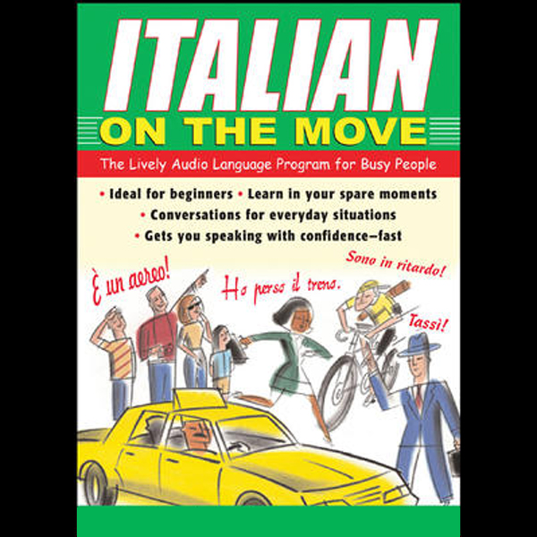 Italian on the Move, Hörbuch, Digital, 1, 183min