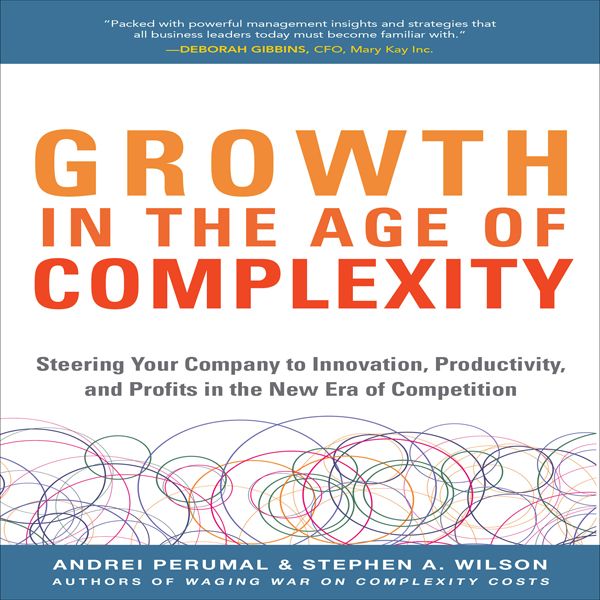 Growth in the Age of Complexity , Hörbuch, Digi...