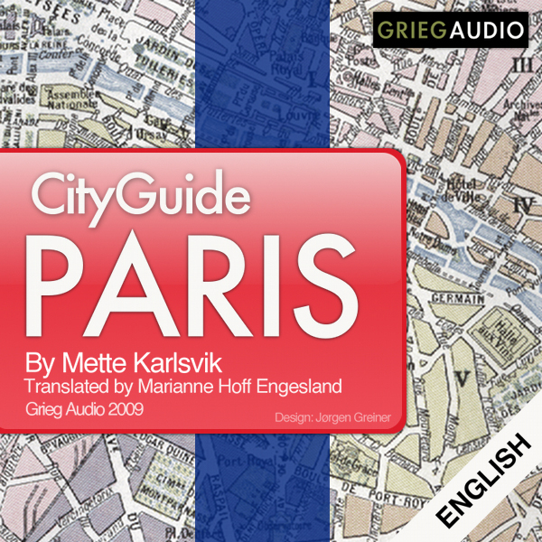 City Guide Paris , Hörbuch, Digital, 1, 21min