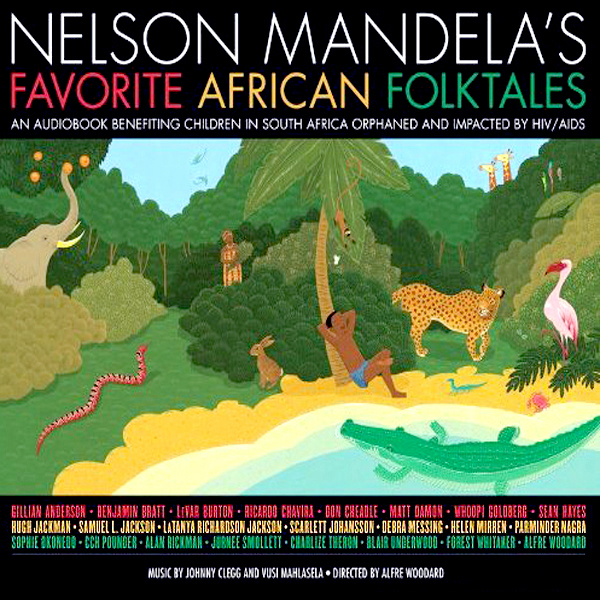 The Lion, the Hare, and the Hyena: A Story from Nelson Mandela´s Favorite African Folktales , Hörbuch, Digital, 1, 10min