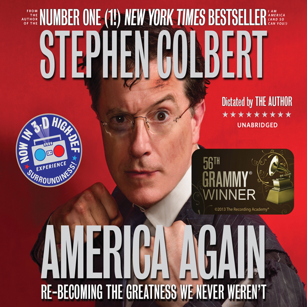 America Again: Re-becoming the Greatness We Nev...