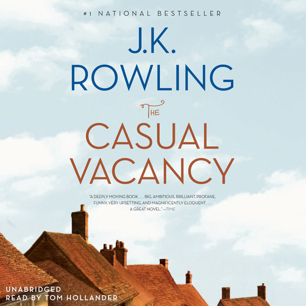 The Casual Vacancy (Unabridged)