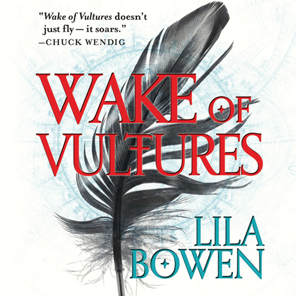 Wake of Vultures: The Shadow, Book 1 , Hörbuch,...