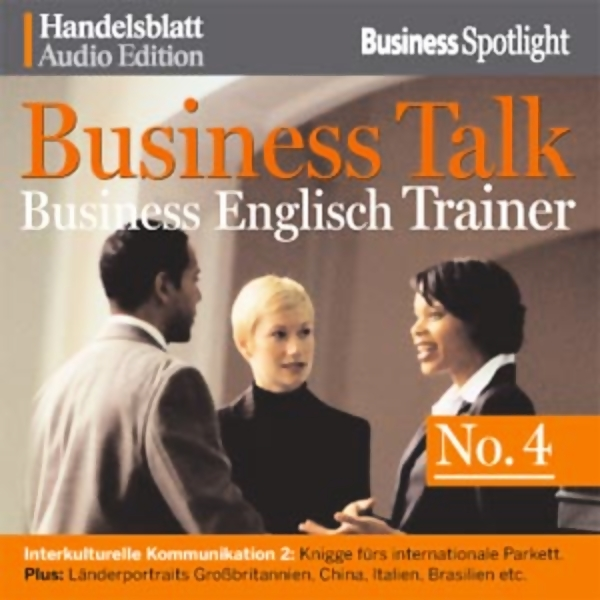 Business Talk English Vol. 4, Hörbuch, Digital,...