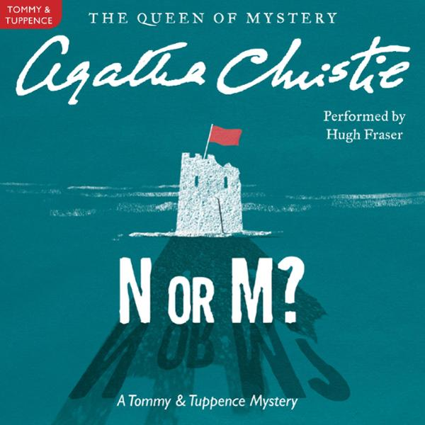 N or M?: A Tommy and Tuppence Mystery , Hörbuch...
