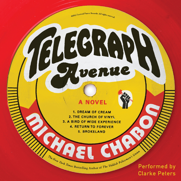 Telegraph Avenue: A Novel , Hörbuch, Digital, 1...