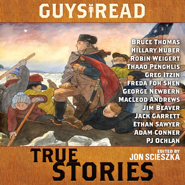 Guys Read: True Stories , Hörbuch, Digital, 1, ...