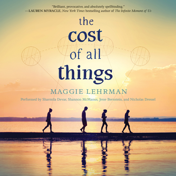 The Cost of All Things , Hörbuch, Digital, 1, 5...