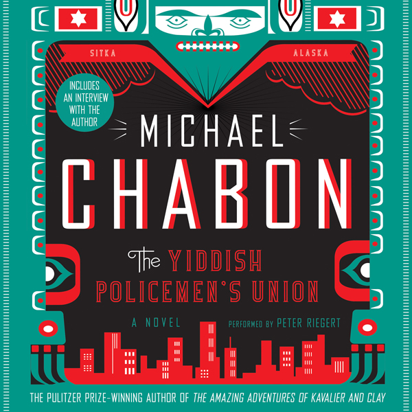 The Yiddish Policemen´s Union: A Novel , Hörbuc...