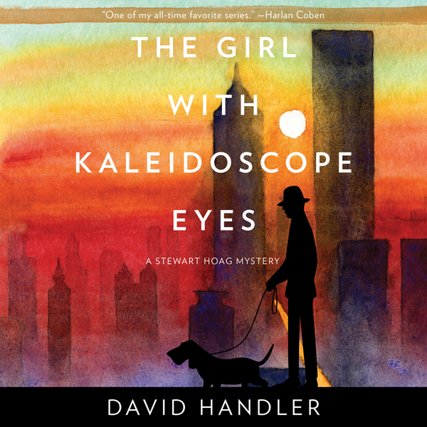 The Girl with Kaleidoscope Eyes: A Stewart Hoag...