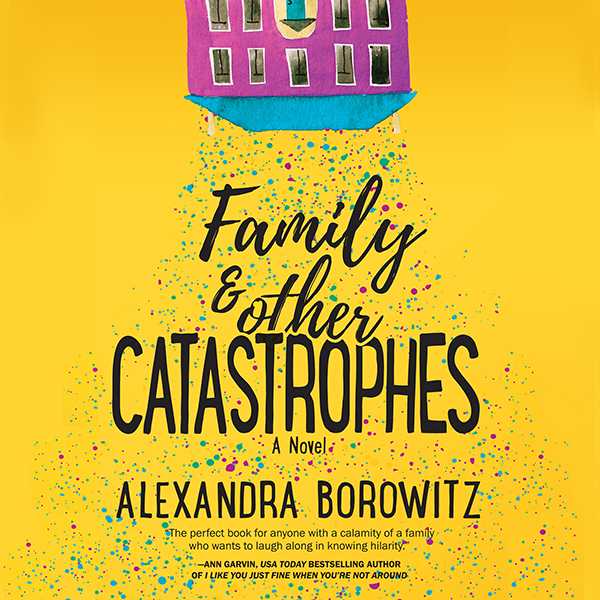 Family and Other Catastrophes , Hörbuch, Digita...