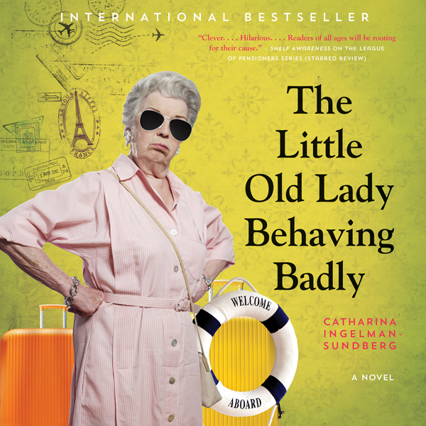 The Little Old Lady Behaving Badly: League of P...